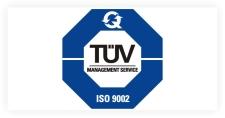 TÜV - ISO 9002