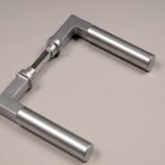 BH aluminium door-handle