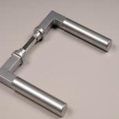 BH aluminium door-handle
