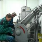 Két munkahelyes kombinálható csiszológép