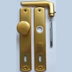 5180 front-door konb set with key-hole (BB)