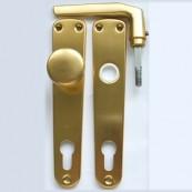 5301 front-door knob set with cylinder-hole (PZ)