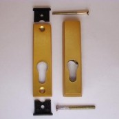 Safety cylinder protecting shield (PZ)