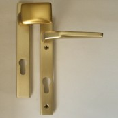 Adapted portal excenter knob set 90/2 bolted