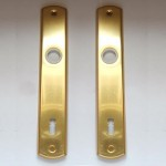 5180 back-plate with key-hole (BB)